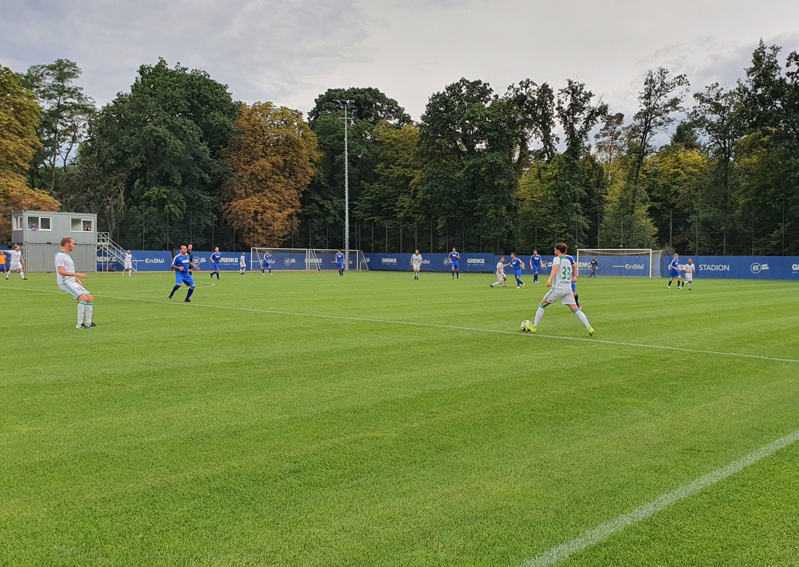 1. Runde bfv-Rothaus-Kreispokal Karlsruhe