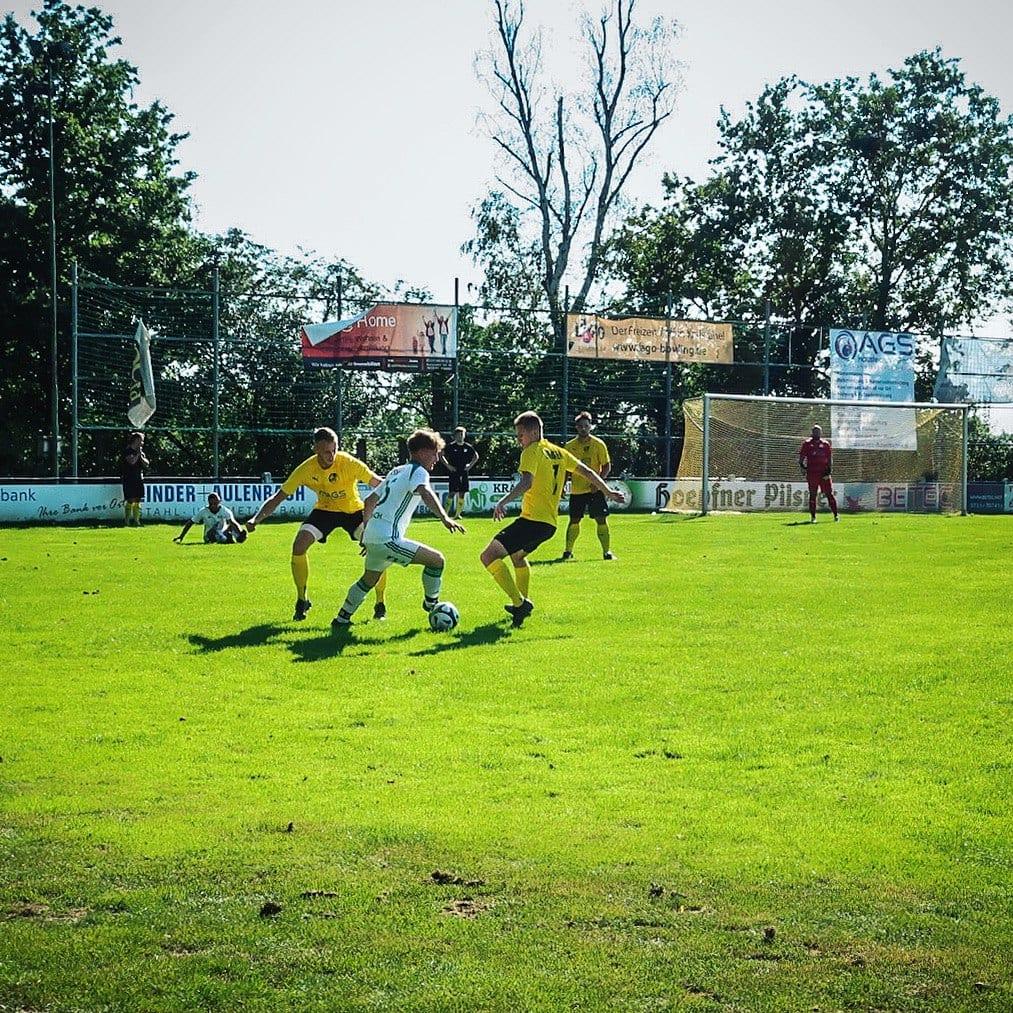 Geschlossene Mannschaftsleistung bringt zweiten Auswärtssieg